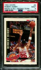 Robert Horry Basketball Cards 1992 Hoops Magic's All-Rookie Prices