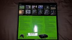 Back Of Box   Xbox System [Mountain Dew] Xbox