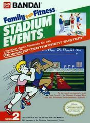 Family Fun Fitness Stadium Events PAL NES Prices
