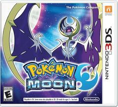 Pokemon Moon Nintendo 3DS Prices