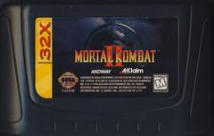 Mortal Kombat II - Cartridge | Mortal Kombat II Sega 32X