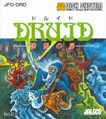 Druid: Kyofu no Tobira Famicom Disk System Prices