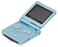 Pearl Blue GameBoy Advance SP [AGS-101] GameBoy Advance Prices