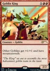 Goblin King Magic Secret Lair Drop Series Prices