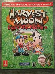 Harvest Moon Back To Nature [Prima] Strategy Guide Prices