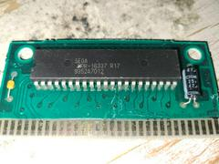 Circuit Board (Front) | Last Action Hero Sega Genesis