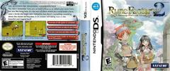 Artwork - Back, Front | Rune Factory 2 A Fantasy Harvest Moon Nintendo DS