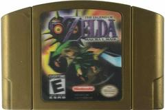 Front Label   Zelda Majora's Mask [Collector's Edition] Nintendo 64
