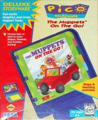 The Muppets On The Go Sega Pico Prices