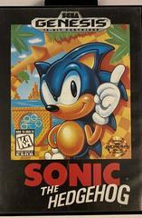 Sonic The Hedgehog Esrb Prices Sega Genesis Compare Loose Cib New Prices