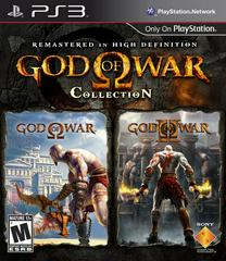 Front Cover | God of War Collection Playstation 3