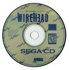 Wirehead - Disc   Wirehead Sega CD