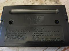 Cartridge (Reverse) | The Incredible Hulk Sega Genesis