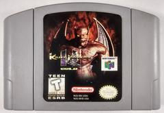 Cartridge   Killer Instinct Gold Nintendo 64