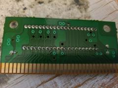 Circuit Board (Reverse) | Rocket Knight Adventures Sega Genesis