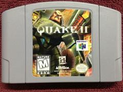 Cartridge | Quake II Nintendo 64