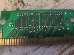 Circuit Board (Reverse)   John Madden Football Sega Genesis