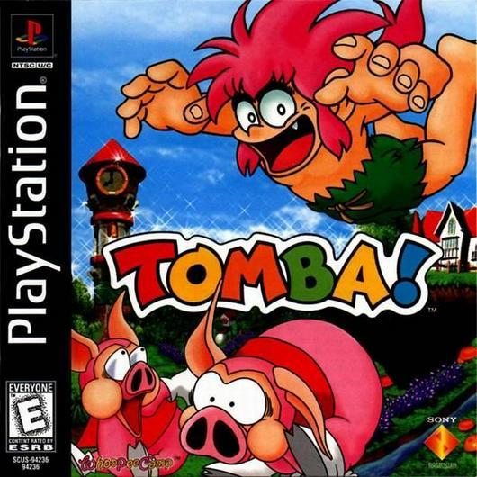 Tomba Cover Art