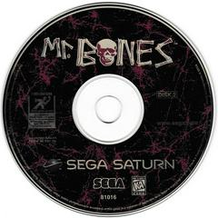 Game Disc 2 | Mr. Bones Sega Saturn