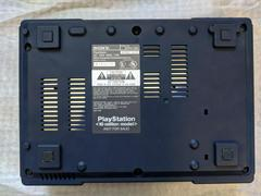 Back Of Console   Playstation System [10 Million Edition] Playstation
