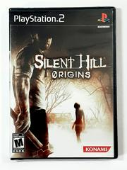 US/CND Front | Silent Hill Origins Playstation 2