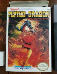 Front Of Box | Flying Dragon NES