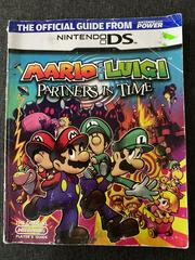 Mario & Luigi Partners in Time Official Guide Strategy Guide Prices