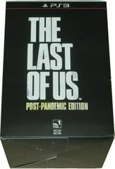Inner Box Sides | The Last of Us [Post Pandemic Edition] Playstation 3