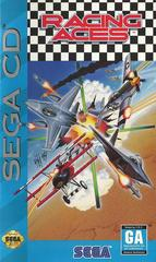 Racing Aces - Front / Manual | Racing Aces Sega CD