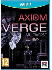 Axiom Verge Multiverse Edition PAL Wii U Prices