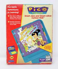 Smart Alex and Smart Alice: Curious Kids Sega Pico Prices