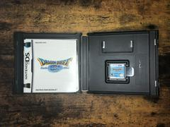 Inside Case | Dragon Quest IX: Sentinels of the Starry Skies Nintendo DS