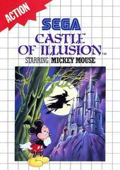 Castle of Illusion PAL Sega Master System Prices