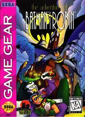 Adventures of Batman and Robin Sega Game Gear Prices