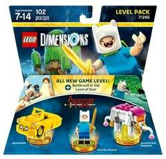 Adventure Time [Level Pack] Lego Dimensions Prices