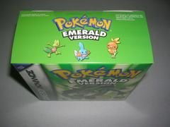 Top Of Box | Pokemon Emerald [Case Bundle] GameBoy Advance