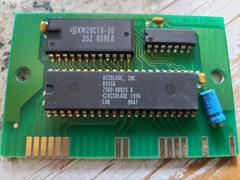 Circuit Board (Front) | Brett Hull Hockey 95 Sega Genesis