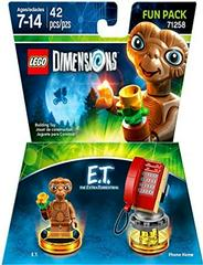 E.T. the Extra-Terrestrial [Fun Pack] Lego Dimensions Prices