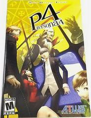 Manual - Front | Persona 4 Playstation 2