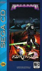 Microcosm - Front / Manual   Microcosm Sega CD