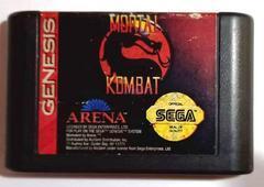 Cartridge | Mortal Kombat Sega Genesis