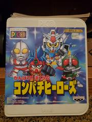 Conpachi Heroes Great Battle Kids JP Sega Pico Prices
