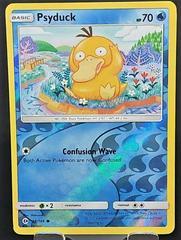 Psyduck Reverse Holo Pokemon TCG Common Sun /& Moon: Team Up 26//181