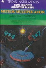 Meteor Multiplication TI-99 Prices