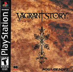 Manual - Front | Vagrant Story Playstation