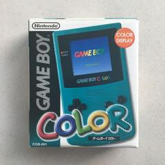 Game Boy Color Teal Console JP GameBoy Color Prices
