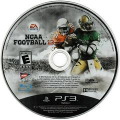 Game Disc | NCAA Football 13 Playstation 3
