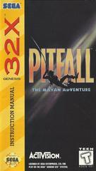 Pitfall: Mayan Adventure - Manual | Pitfall Mayan Adventure Sega 32X