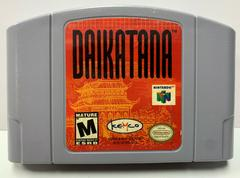 Cartridge | Daikatana Nintendo 64