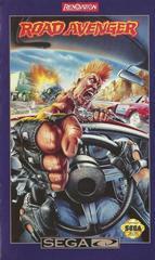 Road Avenger - Manual | Road Avenger Sega CD